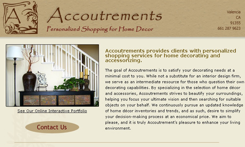 Accoutrements Decor